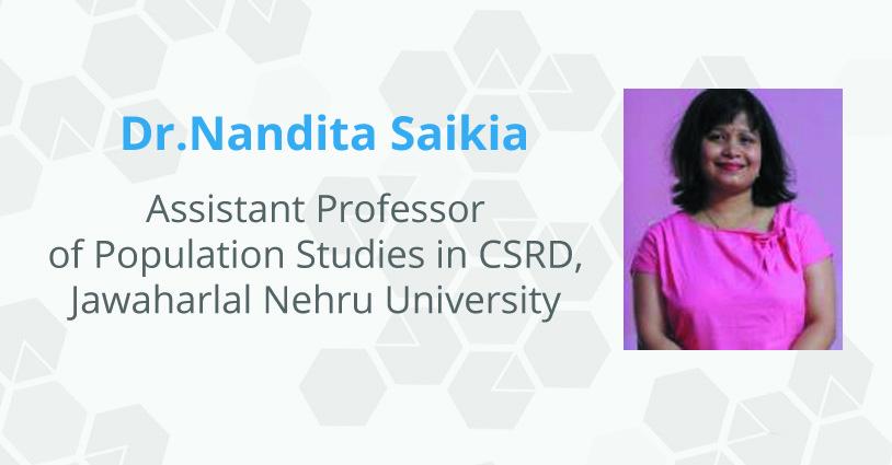 Dr. Nandita Saikia