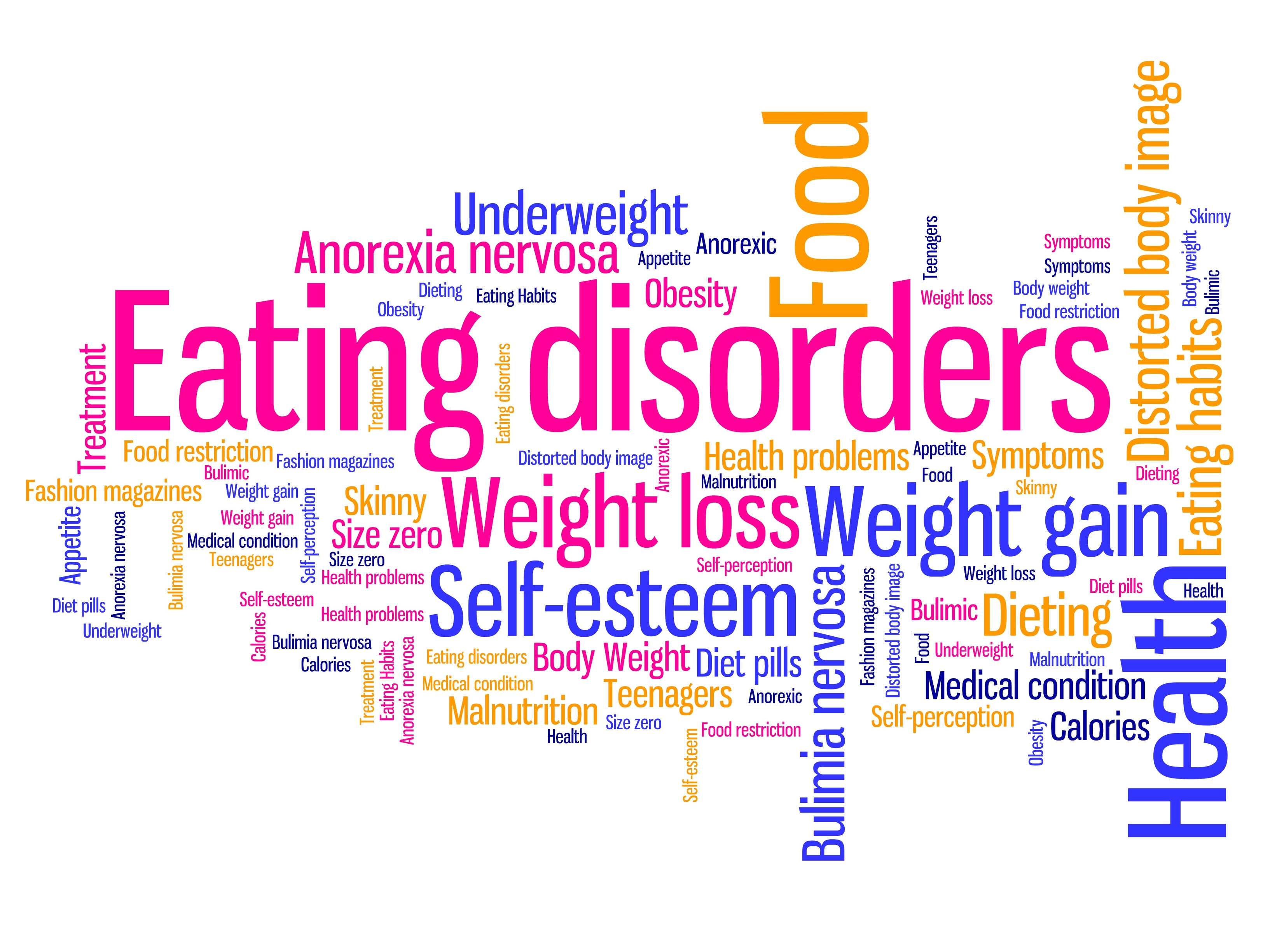 the influence of the media on the development of eating disorders Although social media sites are not the cause of eating disorders, they are a factor in the development of body image issues one reason is the amount of time teens spend on social media sites 3 in 2016, the us department of health and human services reported the following.