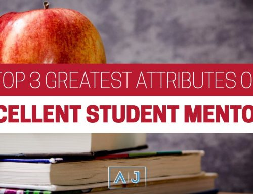 Top 3 Greatest Attributes of Excellent Student Mentors