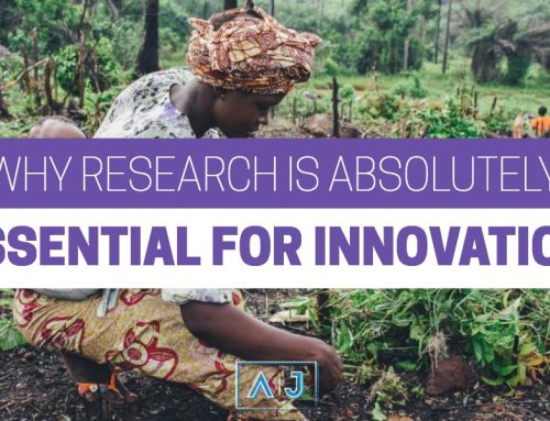 Why Research is Absolutely Essential to Innovation
