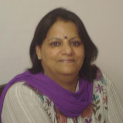Sangeeta Sharma, The President