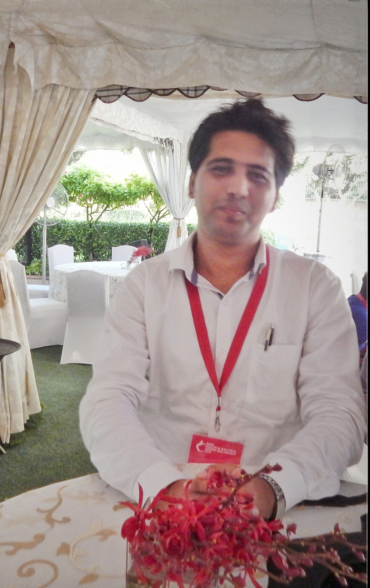 Bikash Gyawali- An Intern from Amity University