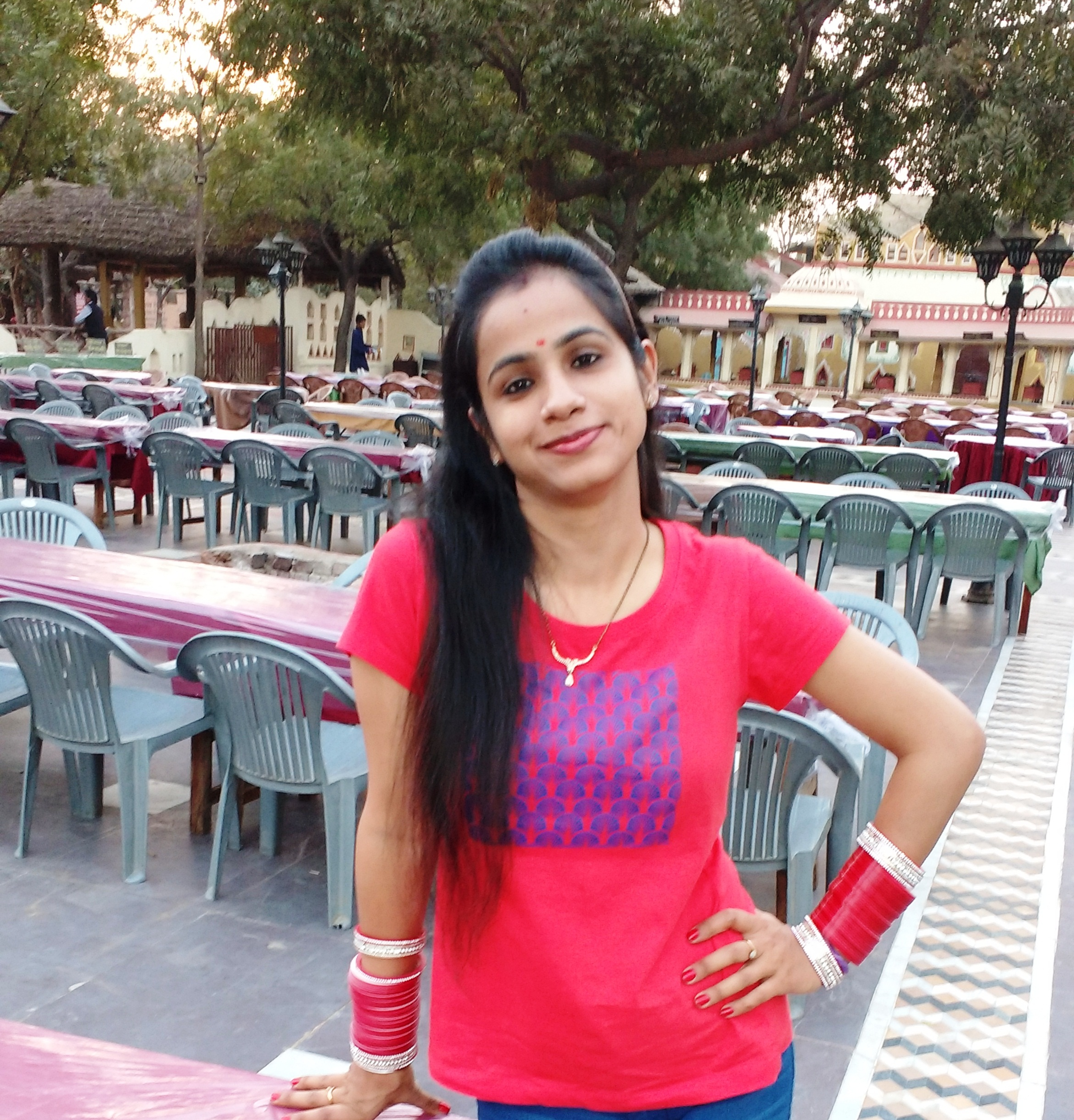 Harshpreet Kaur- Intern from Lucknow University
