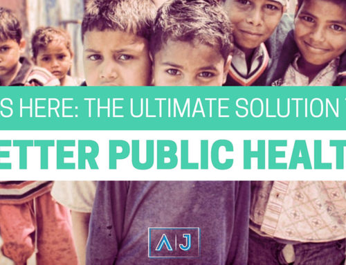 It's Here: The Ultimate Solution to Better Public Health