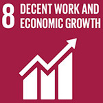 SDG08 - Decent Work and Economic Growth