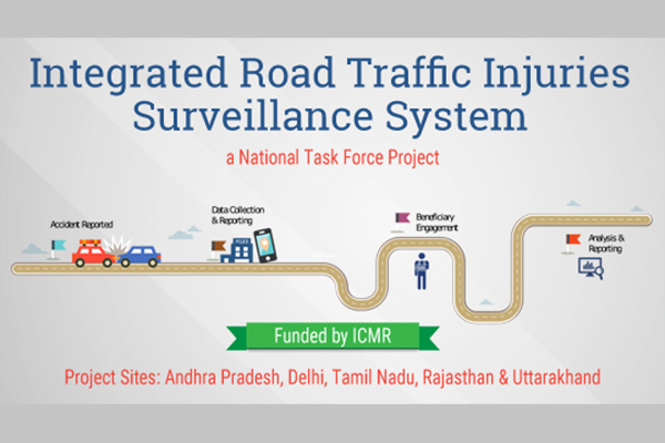 FHTS Projects - Integrated Road Traffic Injury Surveillance: India